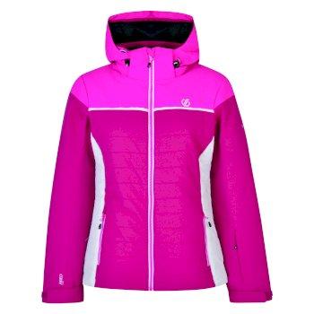 Dare 2b - Women's Sightly Ski Jacket Fuchsia Cyber Pink