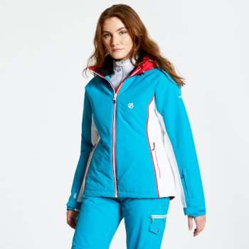 Dare 2b - Women's Thrive Ski Jacket Fresh Water Blue