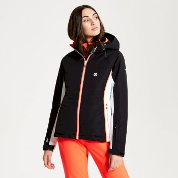 Dare 2b - Women's Thrive Ski Jacket Black