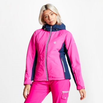 Dare 2b - Women's Thrive Ski Jacket Cyber Pink