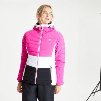 Damska kurtka narciarska Dare2B Succeed różowa