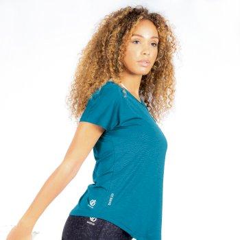 Dare 2b - Women's Vigilant Active T-Shirt Freshwater Blue