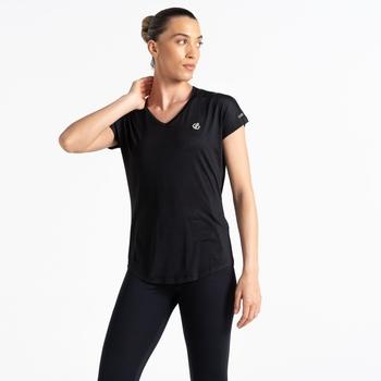 Dare 2b - Women's Vigilant Active T-Shirt Black