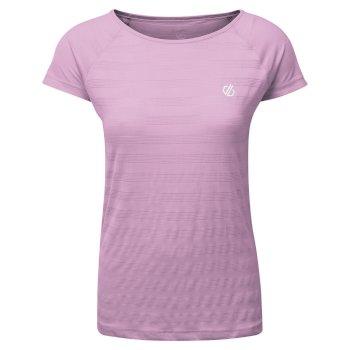 Dare 2b - Women's Defy Quick Drying T-Shirt Powder Pink