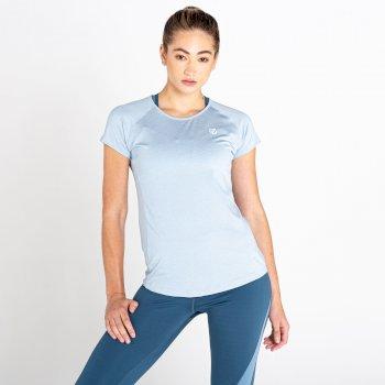 Dare 2b - Women's Corral Quick Drying T-Shirt Celestrial Grey