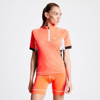 Damska koszulka rowerowa Dare2b Expound