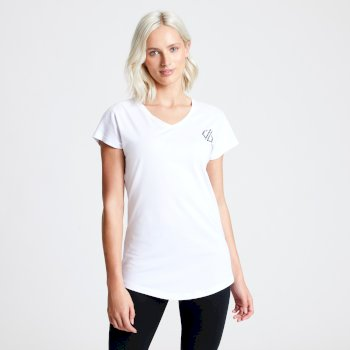 Dare 2b - Women's Pastime T-Shirt White