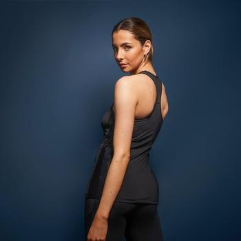 Dare 2b -  Women's You're A Gem Racer Back Vest  Black
