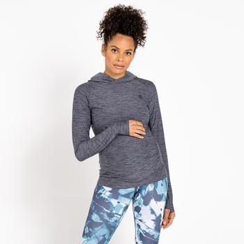 Dare 2b - Women's Sprint City Maternity Hoodie Ebony Grey