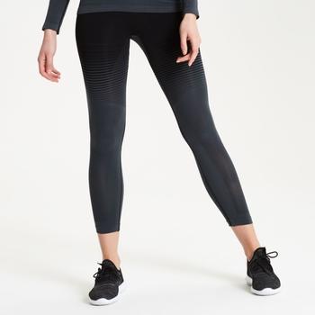Dare 2b - Women's In The Zone Performance Base Layer Leggings Black Gradient