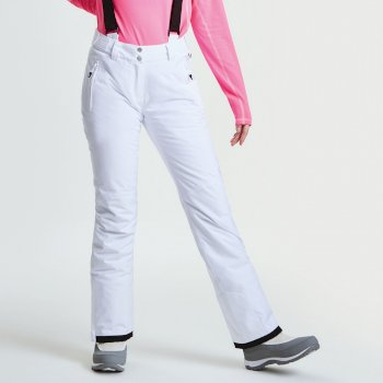 Women s Figure In II Ski Pant White 09a063389