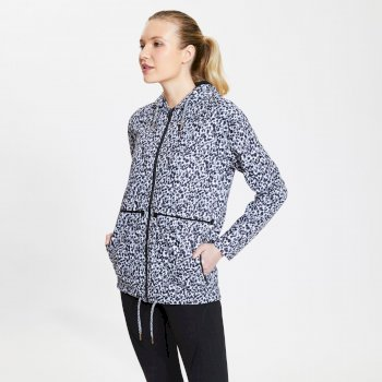 Dare 2b - Women's Deviation Waterproof Jacket White Zoological Print