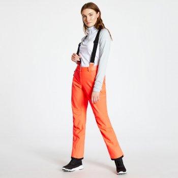 Women's Effused Ski Pants Fiery Coral