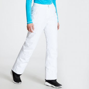 Dare 2b - Women's Extort Ski Pants White