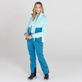 Dare 2b - Women's Effused II Waterproof Ski Pants Dark Methyl