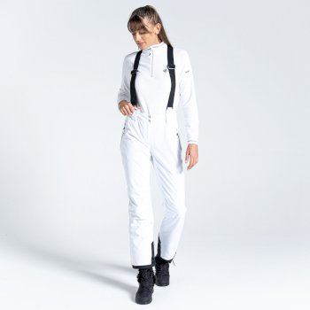 Dare 2b - Women's Effused II Waterproof Ski Pants White