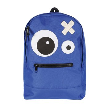 Kids' Print 10L Daypack Blue Monster