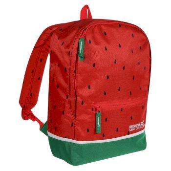 Kids' Print 10L Daypack Watermelon