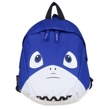 Kids' Roary Animal Backpack Blue Shark