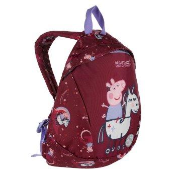 Peppa Pig Roary Animal Backpack Raspberry Radiance Wonder