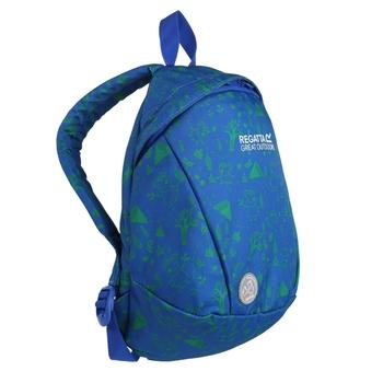 Peppa Pig Roary Animal Backpack Oxford Blue Trek