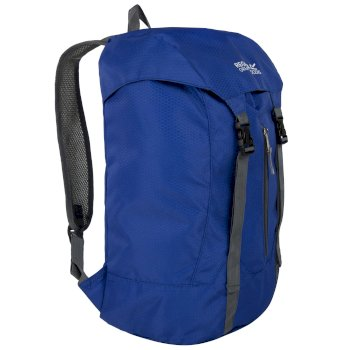c233067579eb Easypack II 25 Litre Lightweight Packaway Backpack Rucksack Surfspray Blue