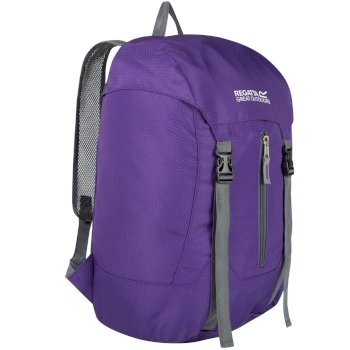 d646ee6fad16 Easypack II 25 Litre Lightweight Packaway Backpack Rucksack Juniper Purple