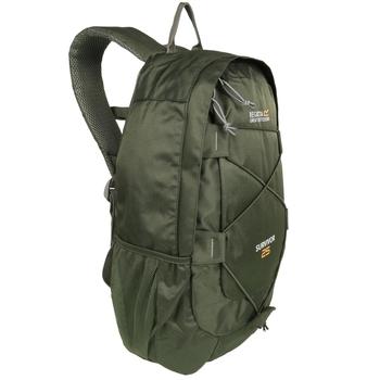 Zielony plecak turystyczny Survivor III 25L
