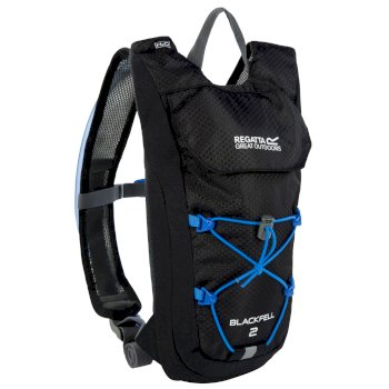 93df08d584c7 Blackfell II 2 Litre Hydration Backpack Black French Blue
