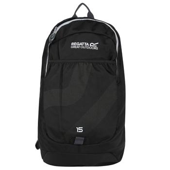 Bedabase II 15L Backpack Black Light Steel