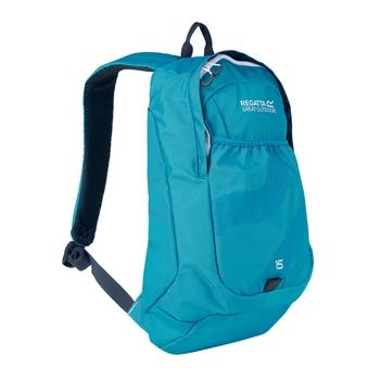 Błękitny plecak turystyczny Bedabase II 15L