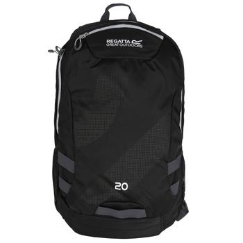 Czarny plecak Brize II 20L