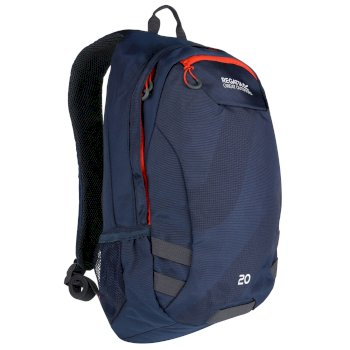 Granatowy plecak Brize II 20L