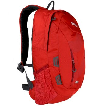 bba09d69c2c3 Altorock II 25 Litre Backpack Rucksack Pepper Delhi Red