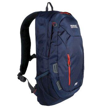 Granatowy plecak Altorock II 25L