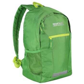 9a4c360ed88d Kids Jaxon II 10 Litre Daypack Rucksack Extreme Green