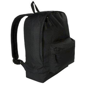 e680c7f08e06 Kids 20 Litre Daypack Rucksack Black