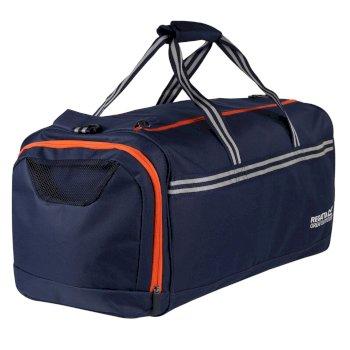 Granatowa torba podróżna Burford Duffle 60L
