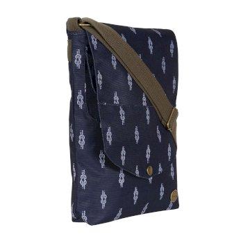 Elsie Cross Body Bag Navy Knot