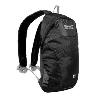 Czarny plecak unisex Marler 10L
