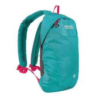 Zielony plecak unisex Marler 10L