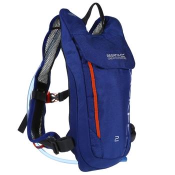 Dwulitrowy niebieski plecak Blackfell