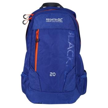 20 litrowy niebieski plecak turystyczny Blackfell