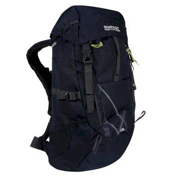 Granatowy plecak Kota o pojemności 25 litrów