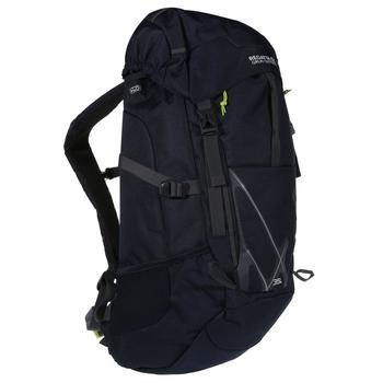 Granatowy plecak Kota o pojemności 35 litrów