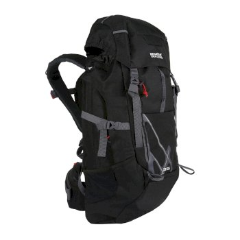 Kota Expedition 35L Rucksack Black