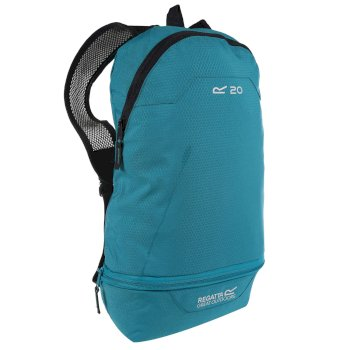 Packaway Hippack Backpack Aqua