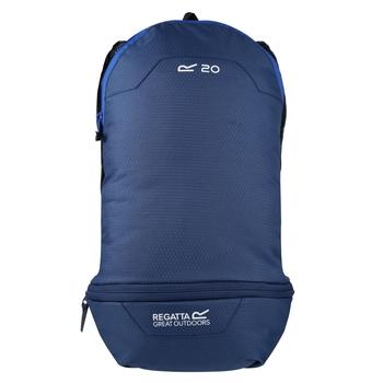 Packaway Hippack Backpack Dark Denim Nautical Blue