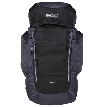Plecak Highton 35L czarny