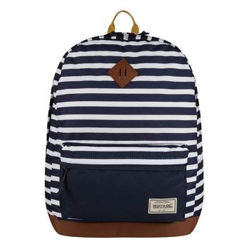 Stamford 20L Backpack Navy Stripe